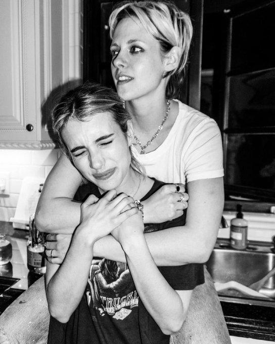 Happy belated birthday to Kristen Stewart