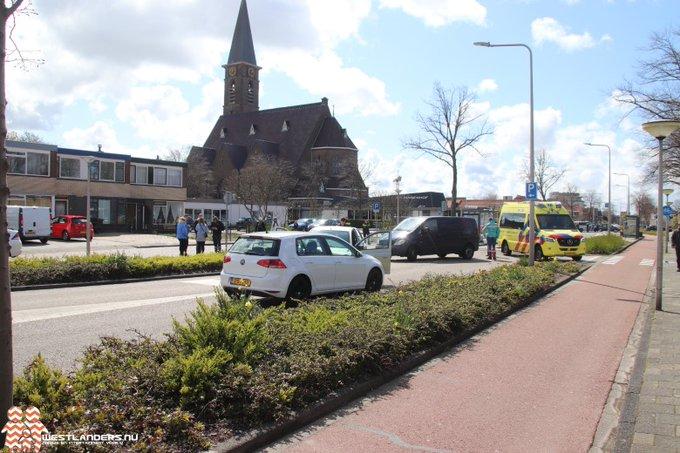 Vrouw gewond bij ongeluk Van der Hoevenstraat https://t.co/9CI9PRvHHf https://t.co/vD47YMWFZr