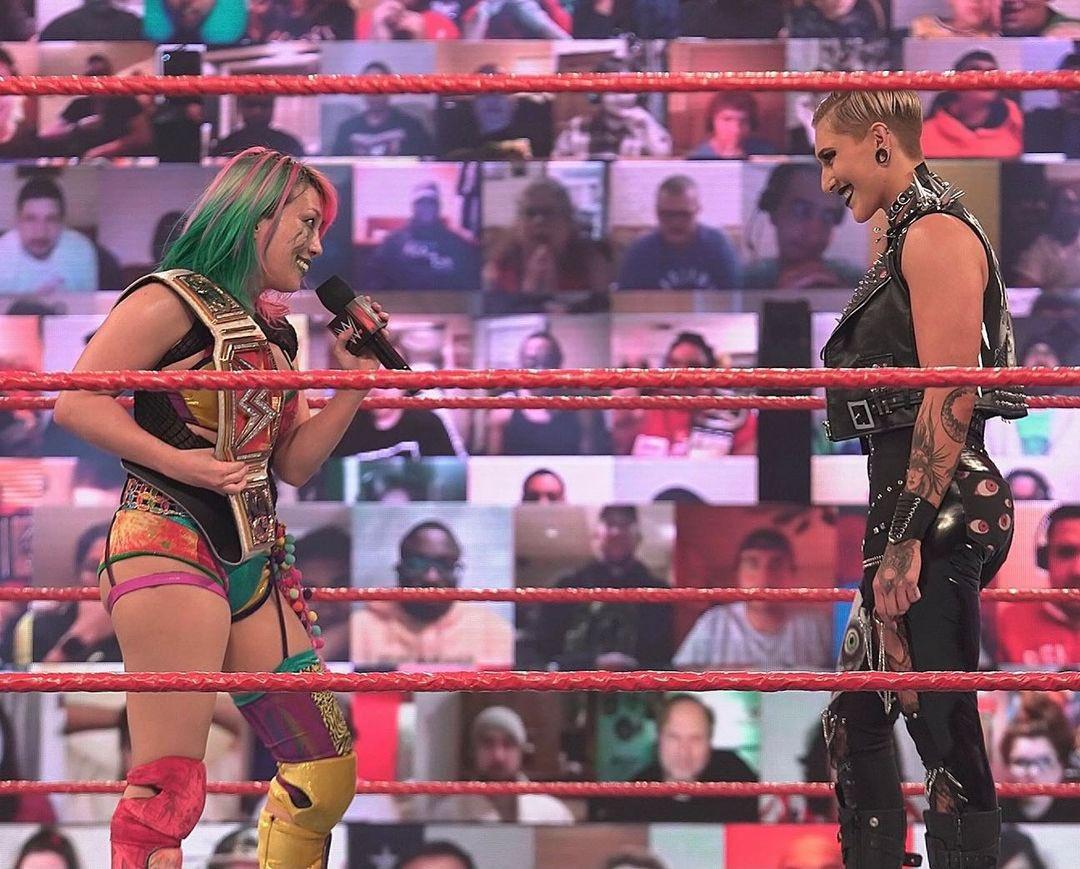 @shirai_io's photo on #WrestleMania