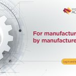 Image for the Tweet beginning: The Manufacturing Academy offers tailored