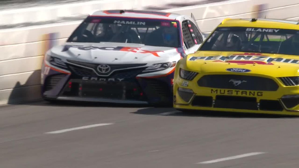 @NASCAR's photo on Blaney