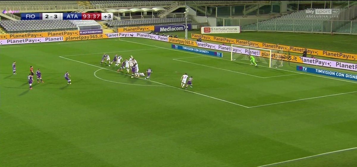 #FiorentinaAtalanta