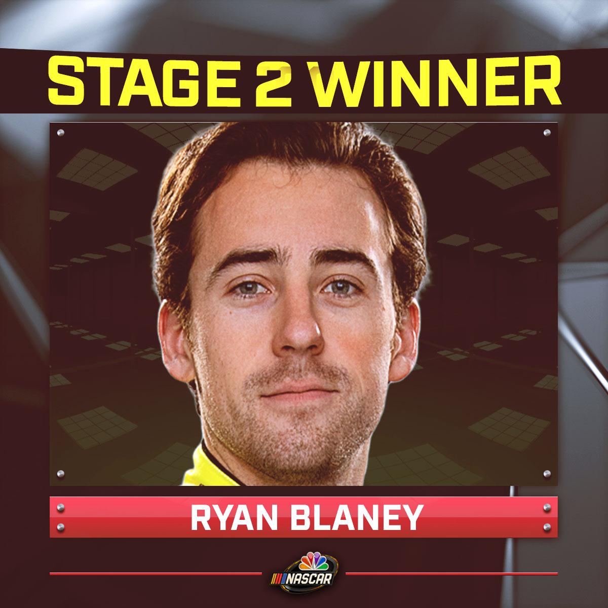 @NASCARonNBC's photo on Blaney