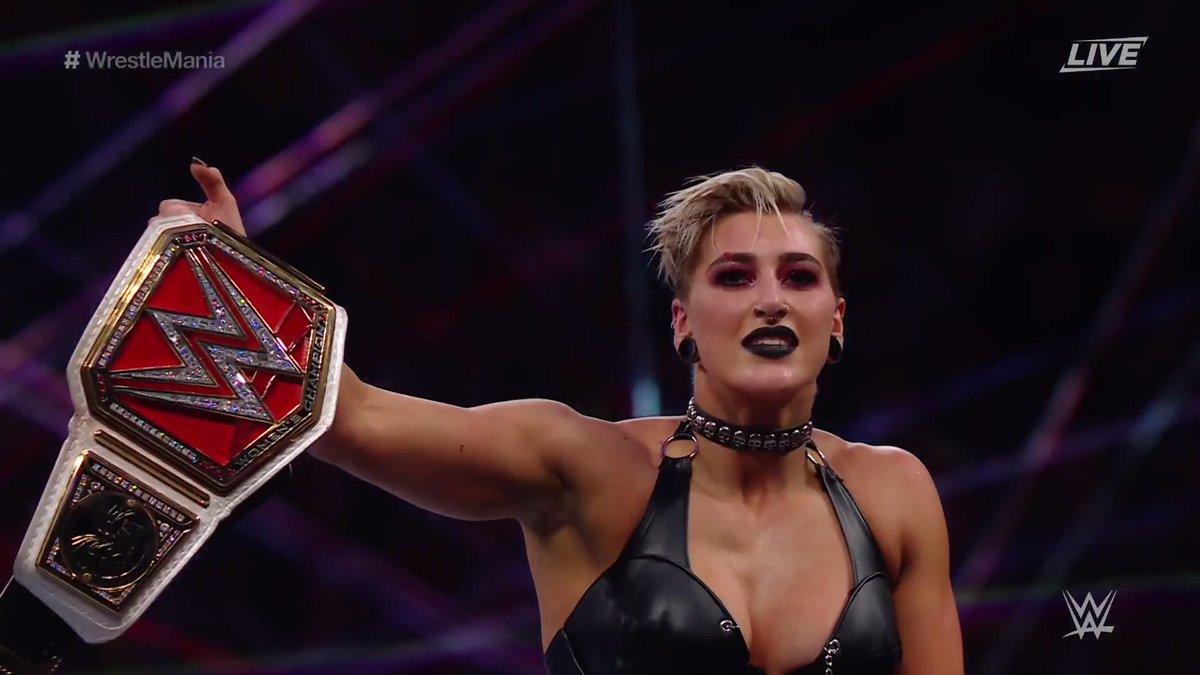 @WWENetwork's photo on #WrestleMania