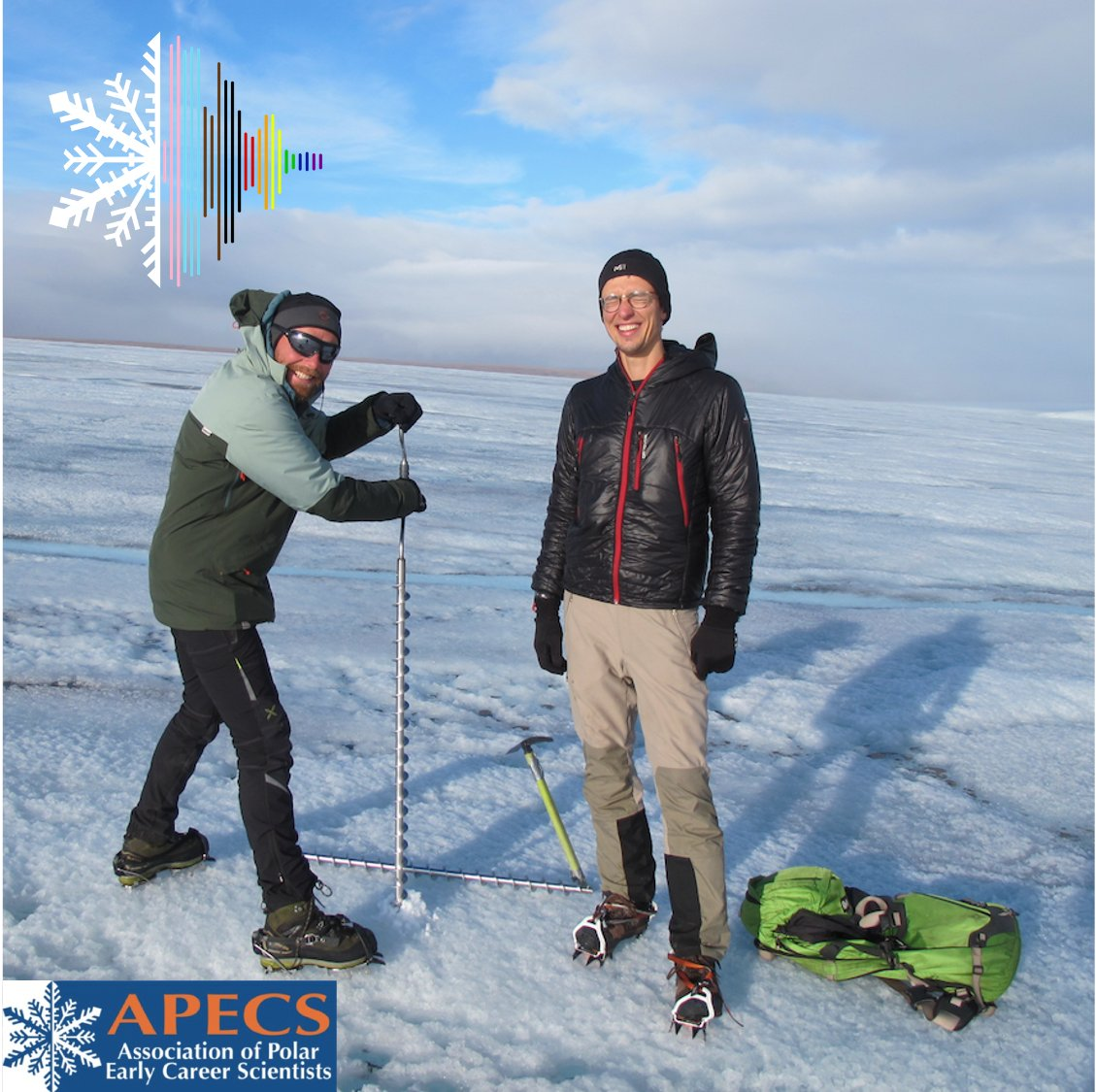New episode of #PolarTimes now available for your listening! Alexandra chats to @ICIMOD's Jakob Steiner (@yaqoobsufi) about the #ThirdPole, fieldwork in the Himalayas (& many other places!), working w local people and classical music! #Arctic #podcast @M_T_Bravo
