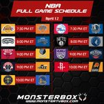 Image for the Tweet beginning: April 12 #NBA Full Game