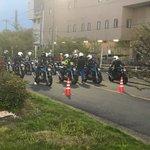 Image for the Tweet beginning: こんにちは、指導員の野田です😀昨日、指導員用NRTCに参加してきました🏍️早く皆さんと一緒に二輪教習をできるように練習中です‼ #ネヤドラ #バイク #練習