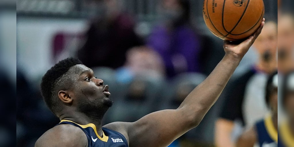 Williamson scores 38, Pelicans rally past Cavaliers 116-109. Zion Williamson scored 38 points and Brandon Ingram had 27 points and eight assists in rallying the New Orleans Pelicans to a 116-109 victory over the injury-plagued Cleveland Cavaliers on... https://t.co/lCTgWCh1Uw https://t.co/XhbYMaZeqf