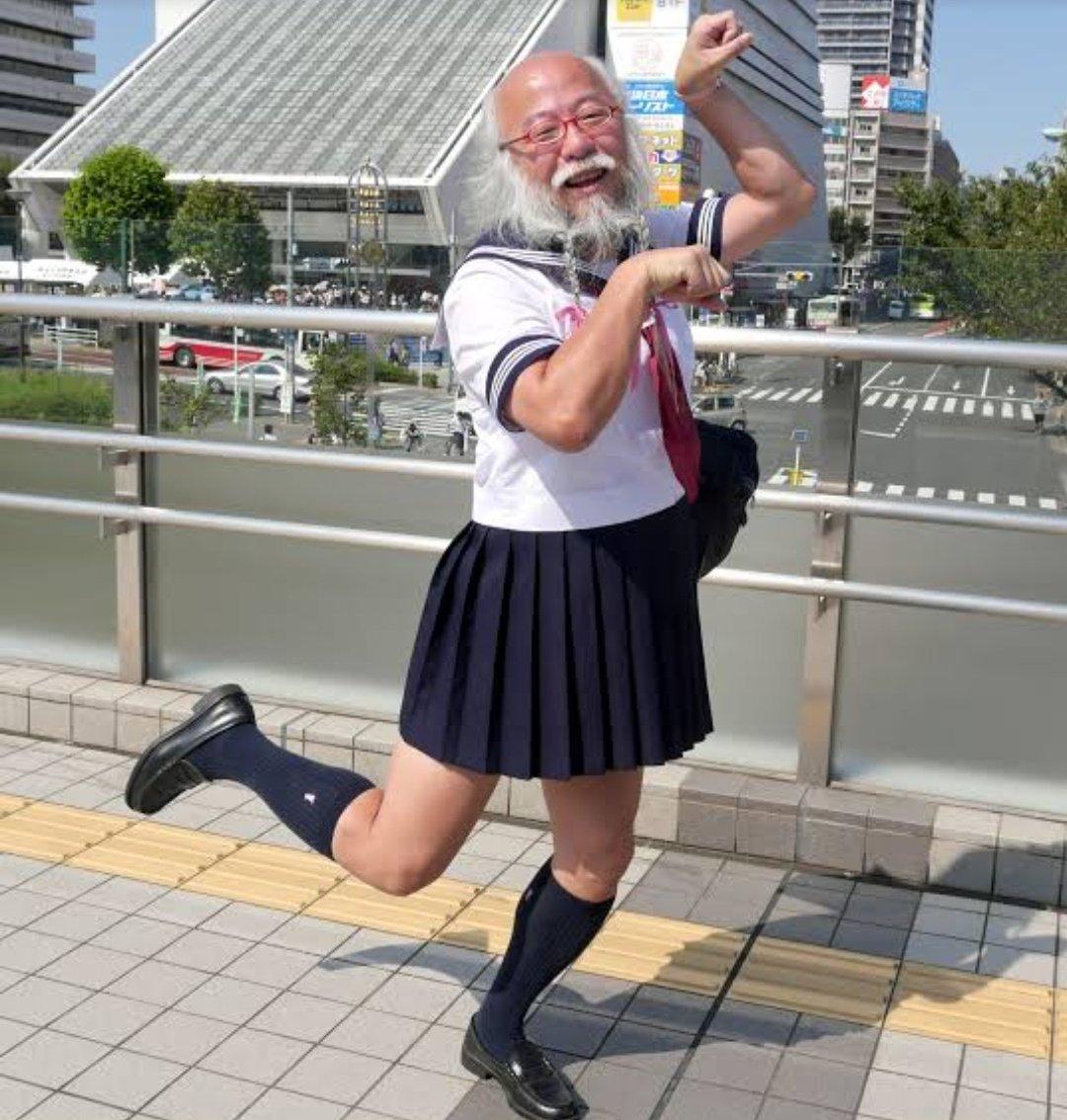 コロナ 文句言えへん 服装 違和感 スカートに関連した画像-02