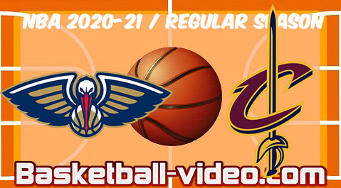 New Orleans Pelicans vs Cleveland Cavaliers Full Game Replay & Highlights 11.04.2021 https://t.co/bqFkkoDHy7 https://t.co/fzkoU5yvma