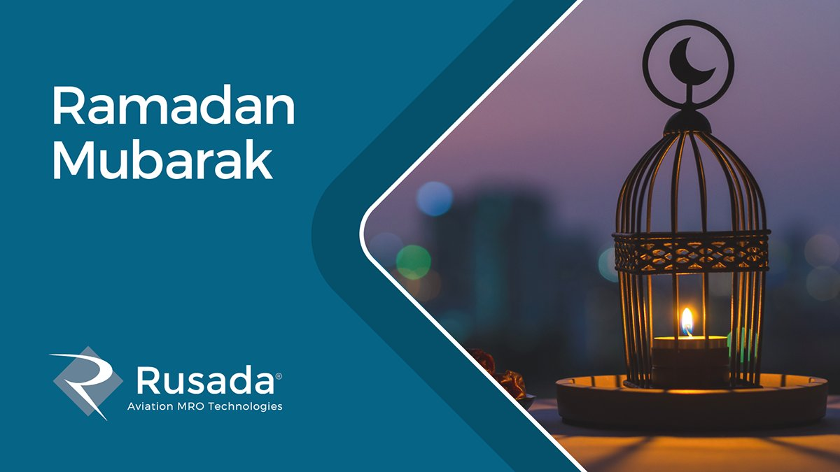 Wishing all our customers and colleagues around the world a Happy Ramadan!  #Ramadan2021 #ramadanmubarak