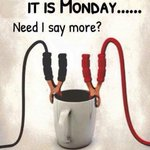 Image for the Tweet beginning: Its #MondayMorning again and its