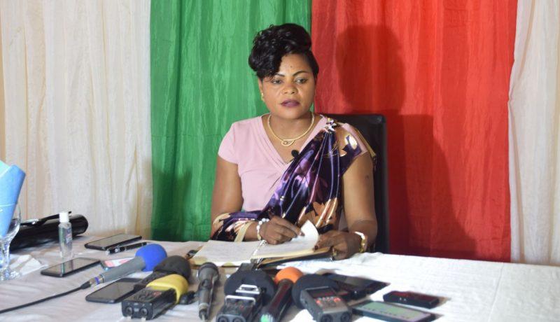"""IWACU Burundi в Twitter: """"Jeanine Nibizi : « Nous sommes sur une bonne voie  ! »: Sur le décret présidentiel de libération de 5.255 prisonniers, soit,  près de 40% des quelque 13.200"""