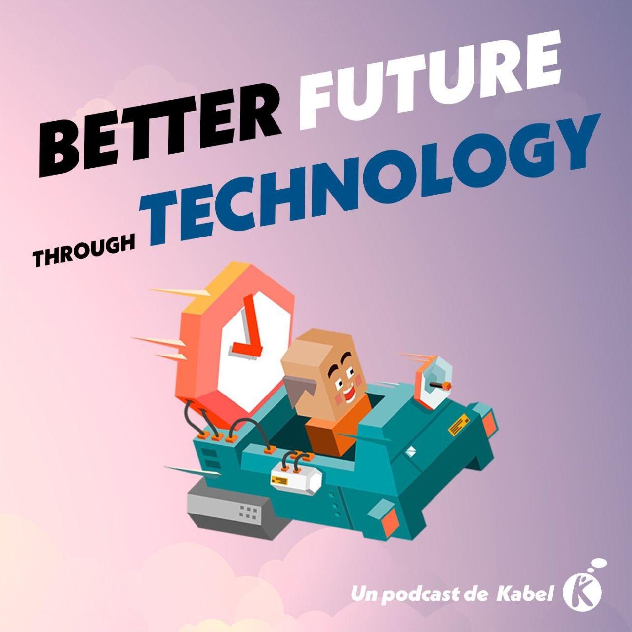 """Kabel on Twitter: """"Nuevo capítulo de nuestro #podcast 'Better Future  through Technology' Hoy hablamos de #MarcaPersonal, #LinkedIn... y más, y  nos acompañan Carlos Cabezón, @jlcasal y @AliciaPomares. No os lo podéis  perder."""