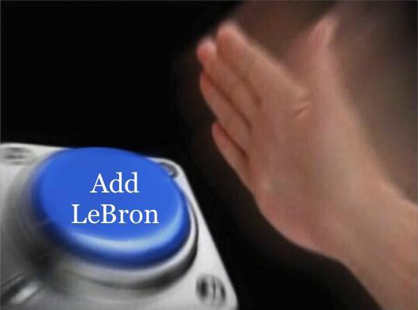 *anything basketball-related happens  ESPN social: https://t.co/JvPr9DacnA https://t.co/LQ7BGmwVlD