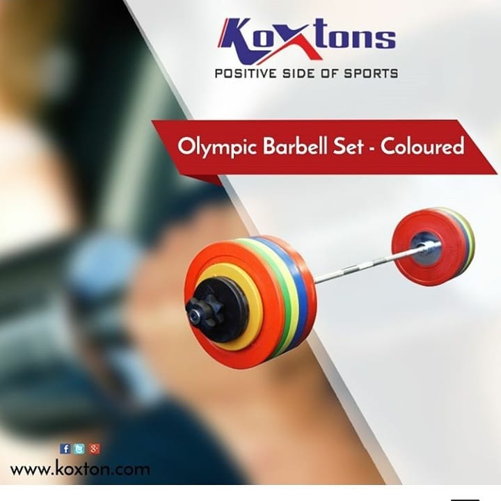 Built & designed with durability and performance in mind.The KOXTONS Olympic Barbell Set is Complete with everything you need for an effective weight training session. DM us on 9068811125. #barbell #barbellworkout #barbelltraining #weightlifting #WeightPlates #weightliftingrod https://t.co/ORDFweJ5kX