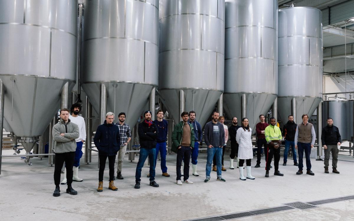 #Brasserie : Déjà installée à Pantin (Seine-Saint-Denis) depuis 2015, la bière @GalliaParis  vient d'inaugurer sa seconde brasserie, à Sucy-en-Brie (Val-de-Marne). #brasseur #bière #bièresartisanales #Inauguration2021