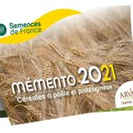 Image for the Tweet beginning: 🚜Mémento des semences 2021 La référence