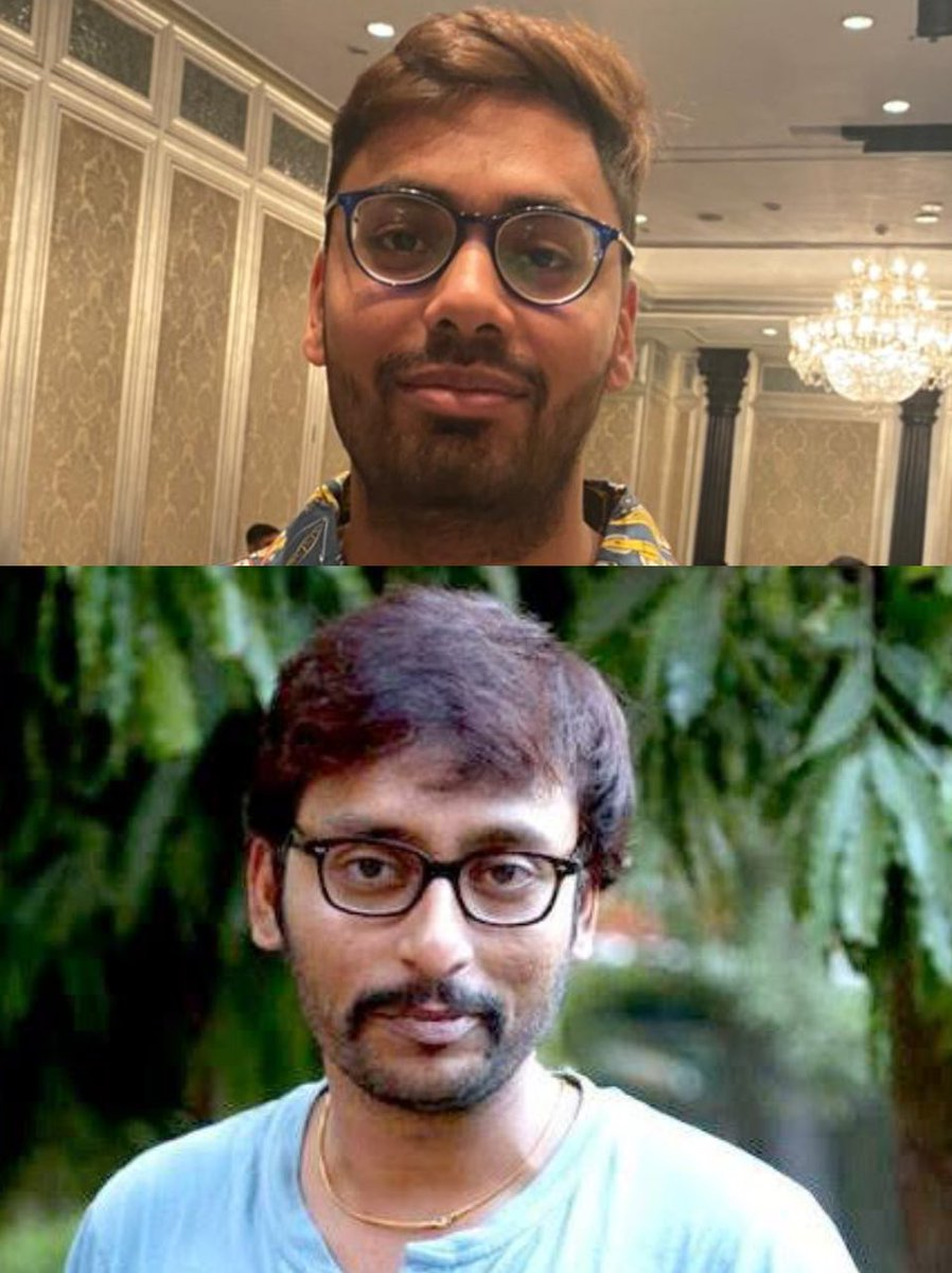 Well bowled last game Avesh Khan @RJ_Balaji 👏👏. Keep rocking buddy😂😂 https://t.co/OAVpNZLTD2
