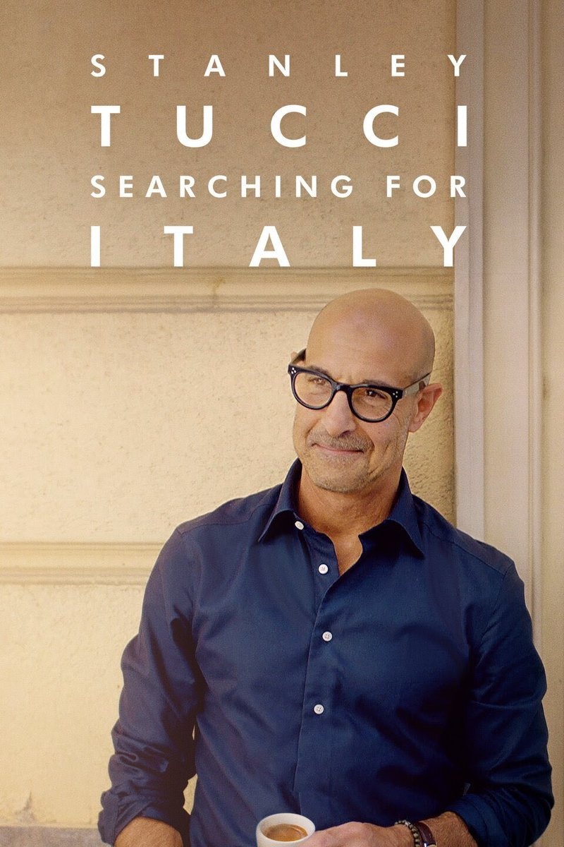 I had the best steamed clams & Caprese I've ever tasted in Sorrento, Italy. So when I saw the commercial for #SearchingforItaly I had to watch. After the 1st episode: 🇮🇹 food tour on the bucket list. Thx for sharing the deliciousness  #stanleytucci  💚🤍❤️ 🧀🍷🥖