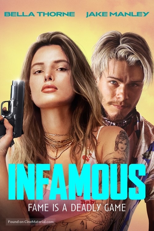 NW on @foxmoviesasia: A 2020 Joshua Caldwell Crime/Drama/Romance film, 'INFAMOUS' starring Bella Thorne, Jake Manley, Amber Riley, Michael Sirow, Marisa Coughlan, Aaliyah Muhammad, Madison Bready, Rose Lane Sanfilippo, Damon Carney, Joey Oglesby, Mike Page & Lynn Andrews. https://t.co/yrW37OCceu