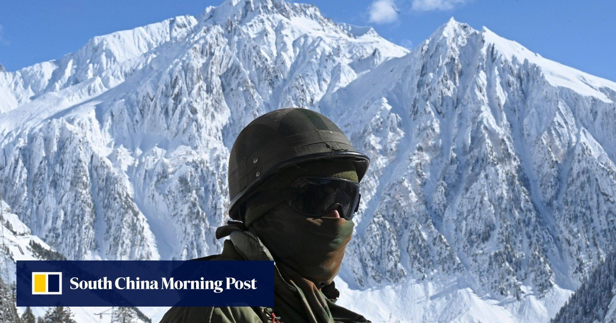 China-India border dispute: latest round of talks fail to ease tensions Photo