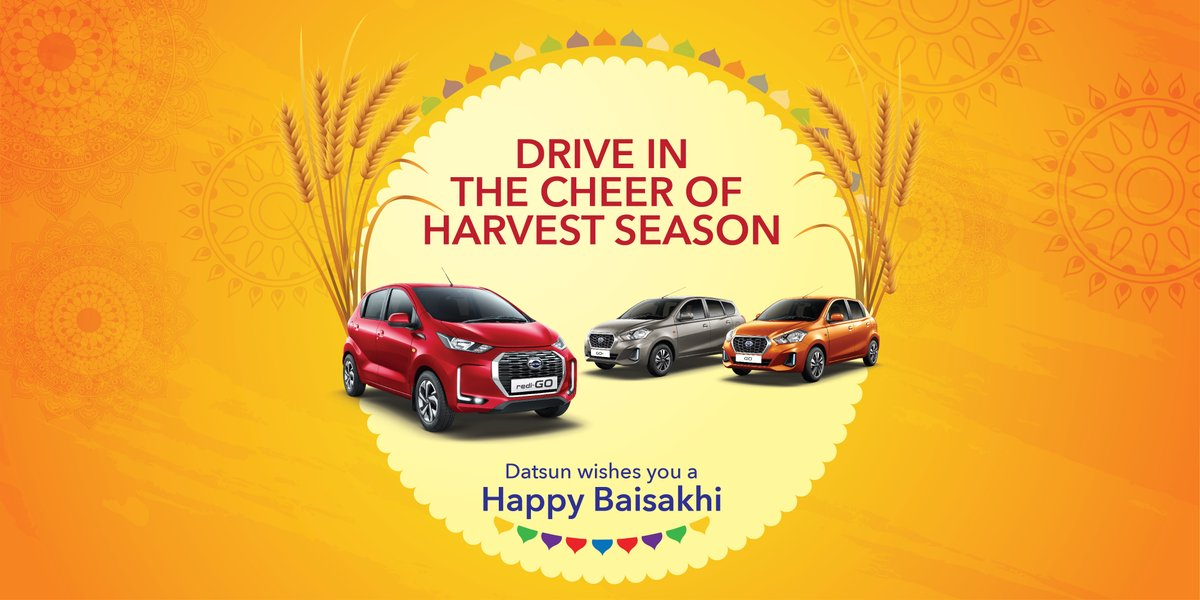The festival of Baisakhi brings in all the joyous and bountiful times together
