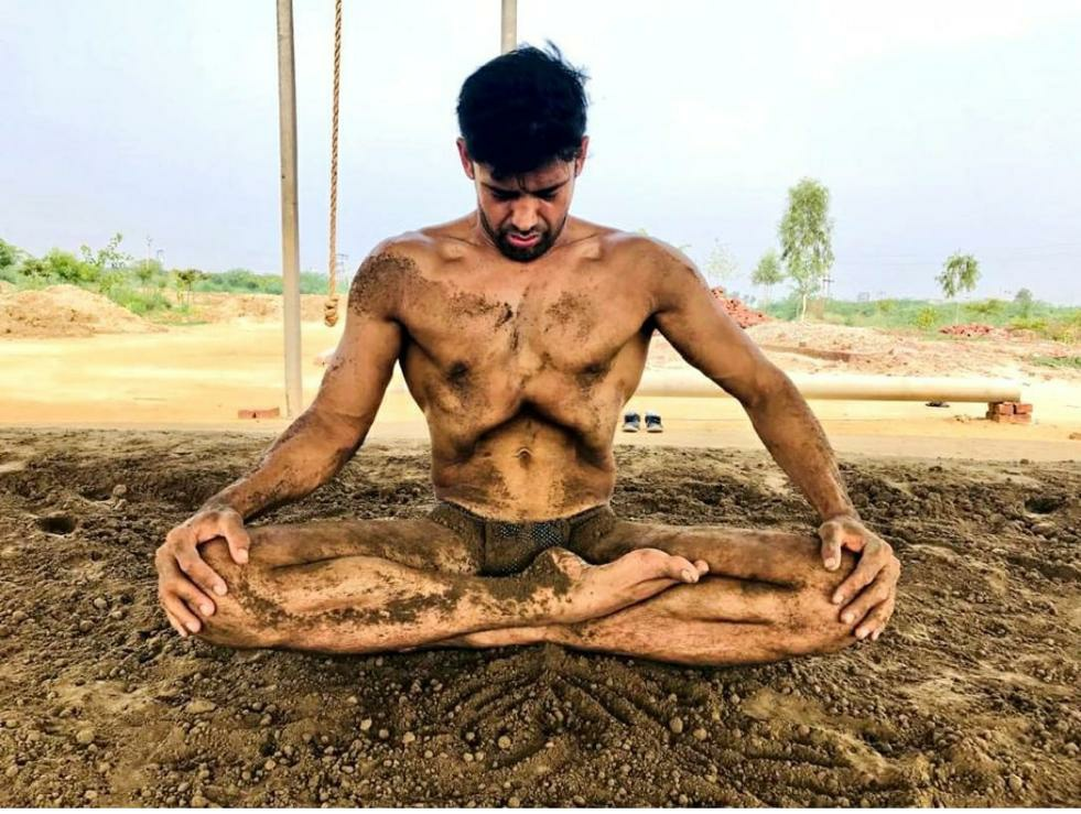 @Sangram_Sanjeet's photo on #MondayMotivation