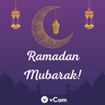 Image for the Tweet beginning: vCom wishes all who celebrate,