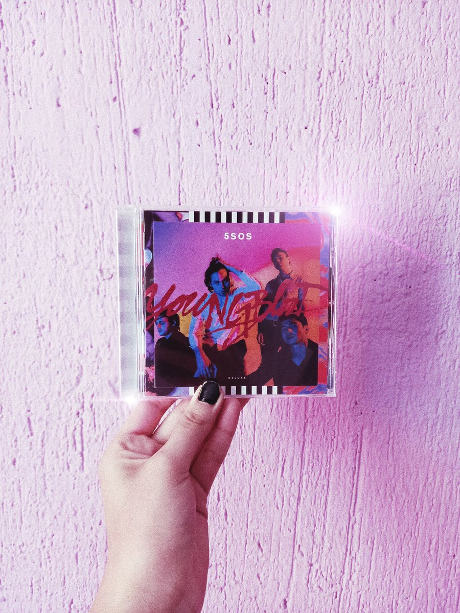 not only Youngblood the song but the WHOLE album has had a huge positive impact on the lives of thousands of people and in music history.  SO PROUD OF @5SOS ! #3YearsOfYoungblood 🤍