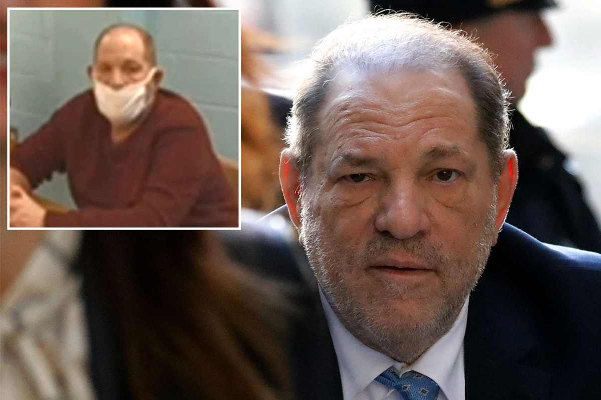 Harvey Weinstein going blind and losing teeth in jail, lawyer claims