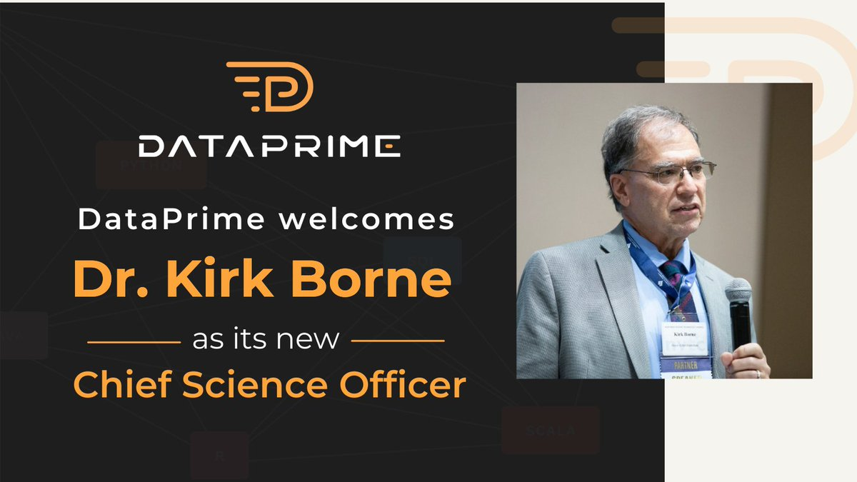 Kirk Borne at DataPrime