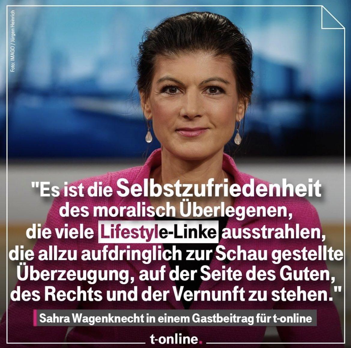 RT @JJ_1809: Alles gesagt. #Wagenknecht https://t.co/S0sKblnlbr