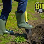 Are you planning home improvement projects this spring?  If you're planting shrubs and trees, installing a fence or patio, or anything else requiring digging, #Call811 a few days in advance!