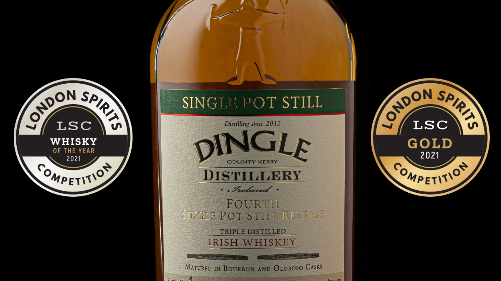 "Dingle Distillery on Twitter: ""We can't believe we have just been awarded  best Whiskey Of The Year 2021 at the @londoncomps for spirits, for our  Single Pot Still 4. #WhiskeyOfTheYear… https://t.co/YdaAQqbK1u"""