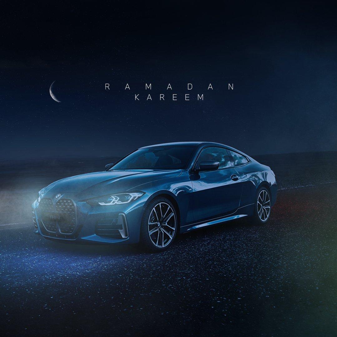 May your journey in the Blessed month, be one of joy and fulfillment.  #BMWAGMC #RamadanKareem #BMWuae #BMW #mydubai #uae