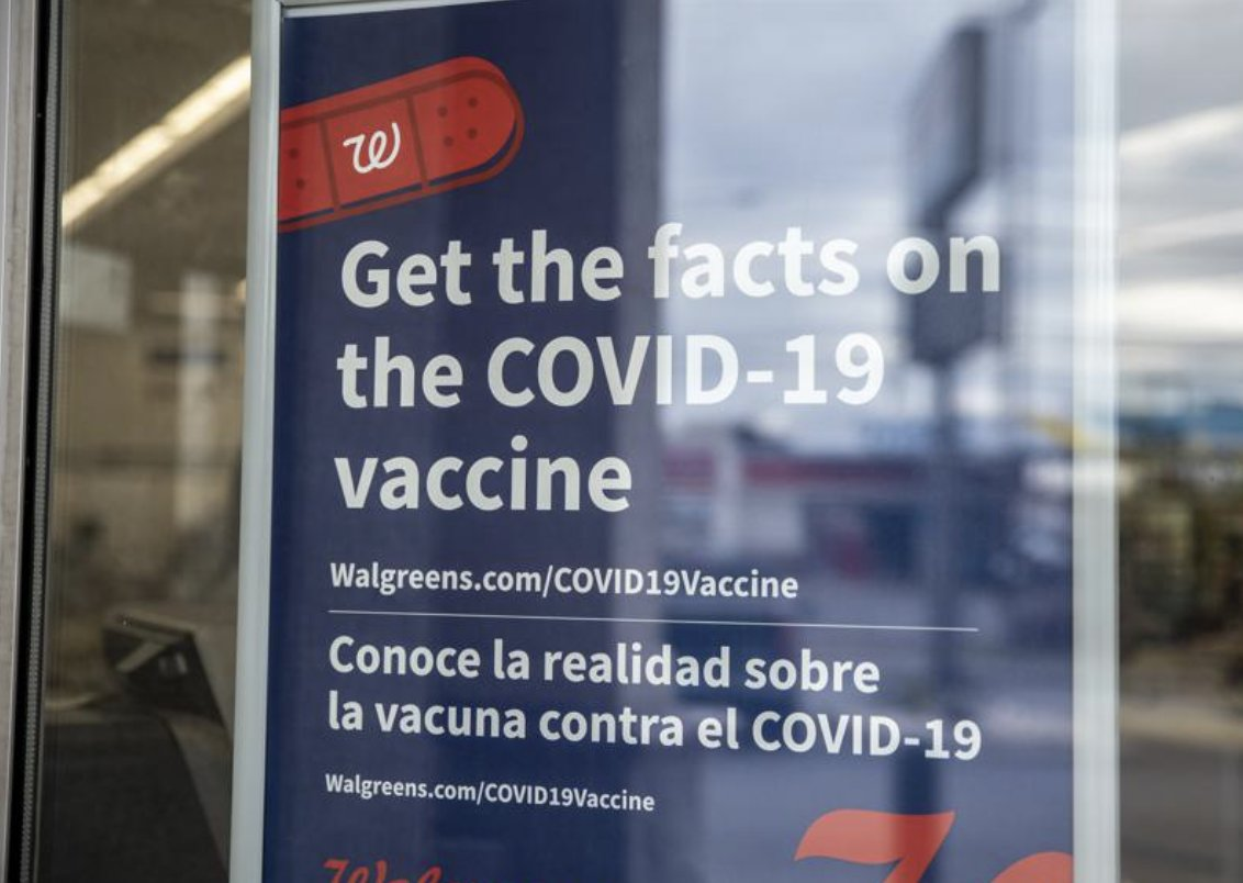 test Twitter Media - Walgreens expands Covid-19 vaccines to 49 states https://t.co/TanEJV9Wu1 https://t.co/DKHWGs95Qr