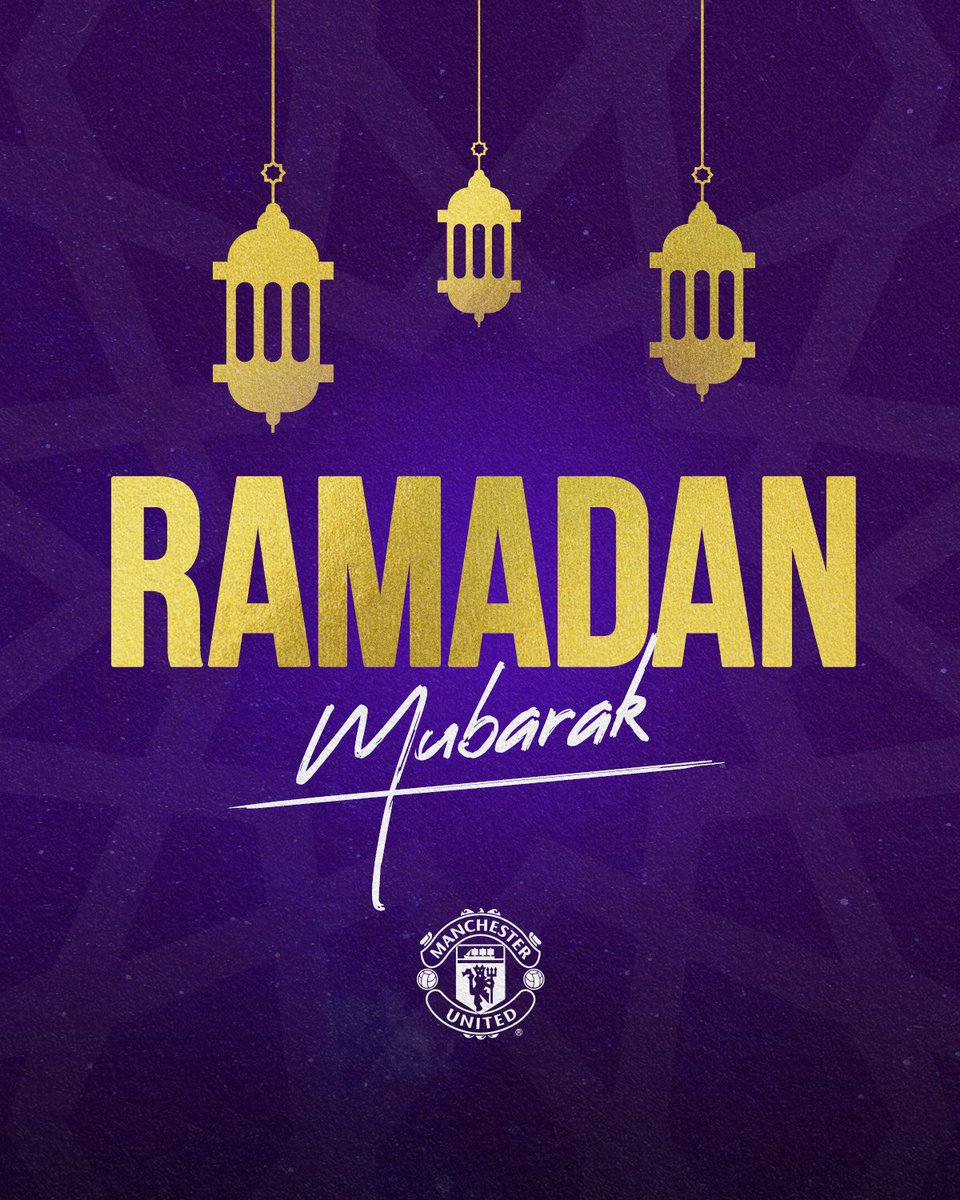 The United family wishes everyone a month full of happiness and good deeds! 🌙  #RamadanKareem https://t.co/aKMXuuWm7b