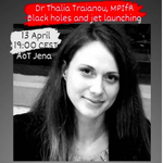 Image for the Tweet beginning: Interview with Dr Thalia Traianou,