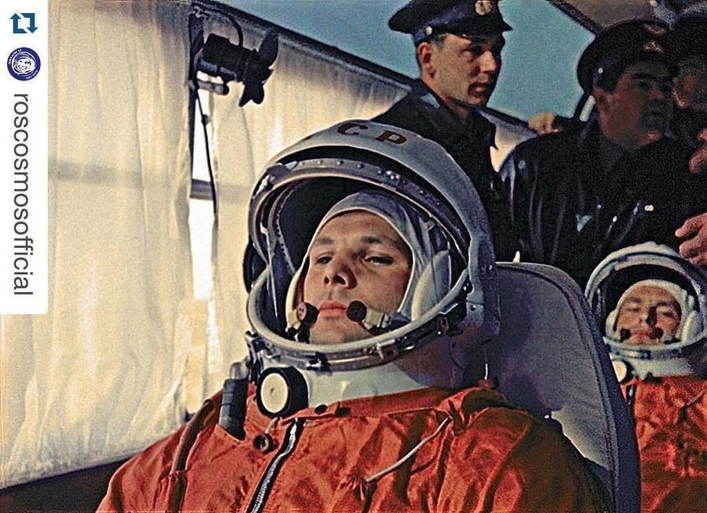 #Gagarin