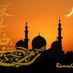 Image for the Tweet beginning: Bon #Ramadan à tous. Que
