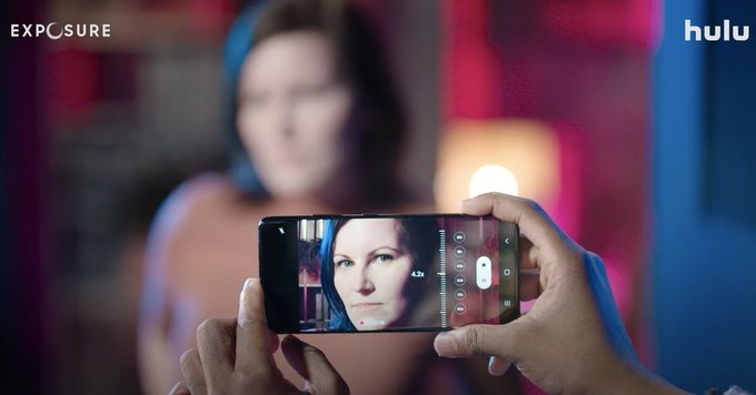 The first trailer for Samsung's new branded Hulu show is suspiciously light on Samsung Photo