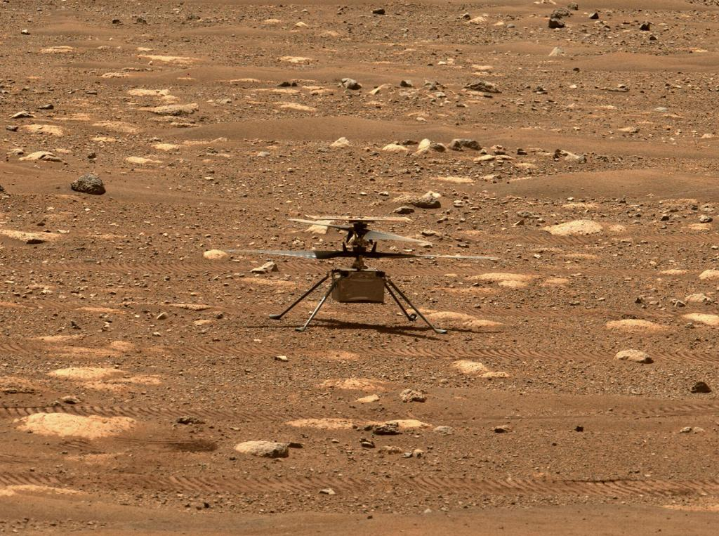 News from the Red Planet: The Ingenuity #MarsHelicopter continues to be healthy, and work progresses towards its first flight on Mars. A detailed timeline for rescheduling is still in process. Details: https://t.co/V0Z0Wa6m3q https://t.co/zyjK5GM52R