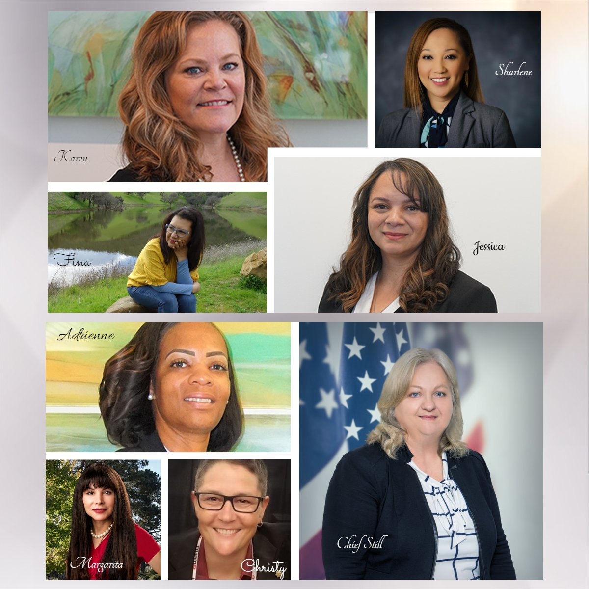 Last month, the ACPD hosted a Women in Probation Webinar in celebration of #WomensHistoryMonth .  We would like to share the webinar link with you to get to know a few of the many dedicated women leaders in Alameda County Probation. Thank you!   Link: