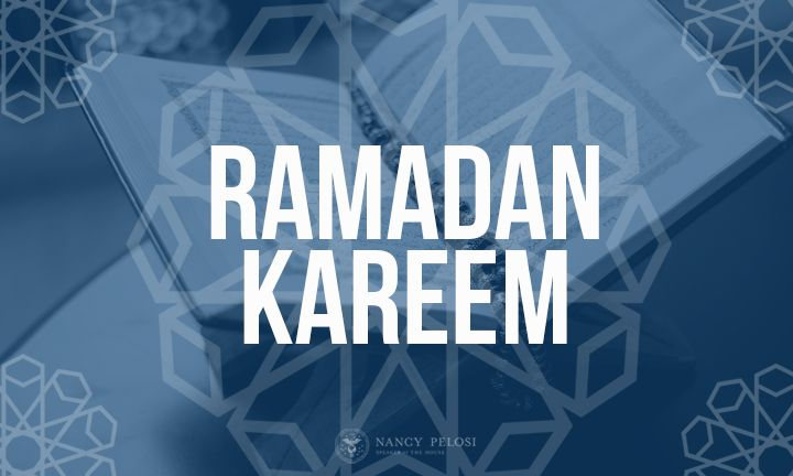 During the Holy Month of Ramadan, Muslim families around the world celebrate their faith by engaging in the sacred process of self-reflection & spiritual renewal. The special season of #Ramadan offers the promise of hope that better times are within reach.