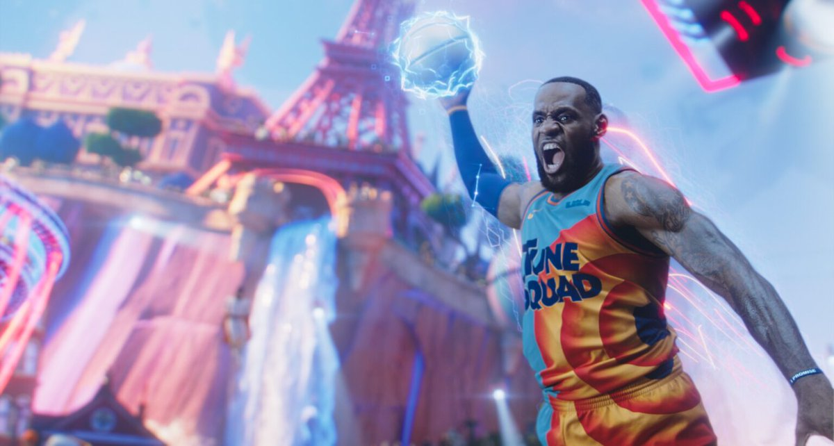 Space Jam A New Legacy Trailer Has Arrived