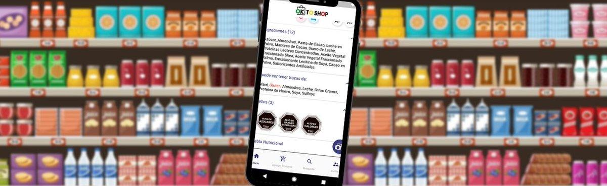 App Chilena #OKtoShop promete; Conocer lo que Comes > https://t.co/YHUYj5pUbG  #Pastelería #Panadería #Pizzería #Sandwichería #Chocolatería #Heladería https://t.co/ndUjiJvvFA