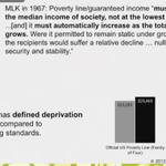 Image for the Tweet beginning: The U.S. poverty line has