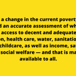 Image for the Tweet beginning: #PoorPeoplesCampaign #MoralMonday #PovertyUnmeasured