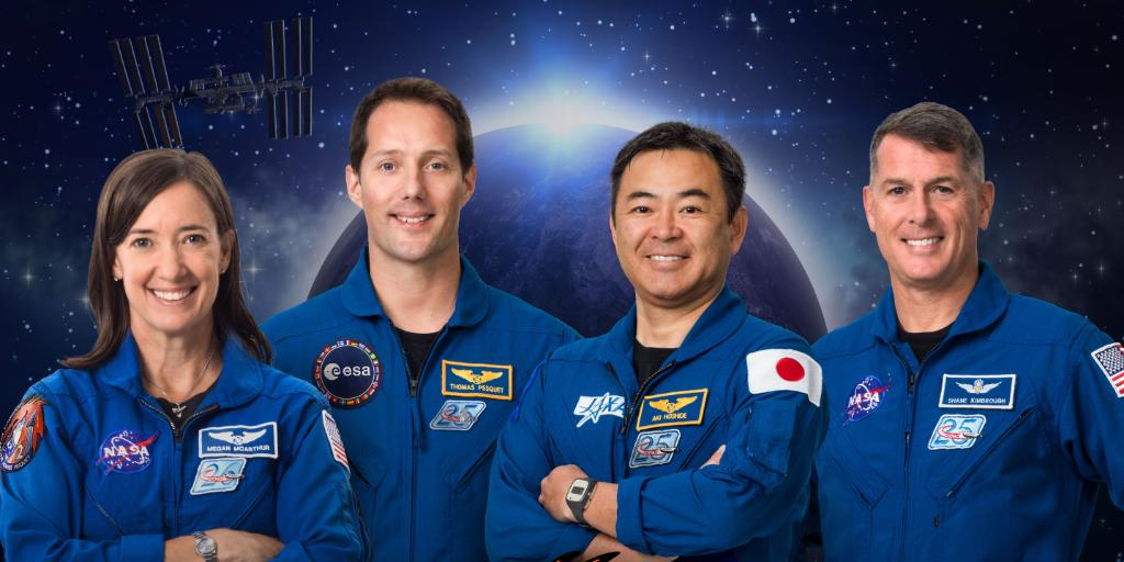 On this International Day of Human Space Flight, we look forward to launch of the first @Commercial_Crew mission to fly two international partner astronauts.   NASA's @SpaceX Crew-2 is scheduled for liftoff April 22: https://t.co/GLmPhEKtyj https://t.co/sou4TwMy3e
